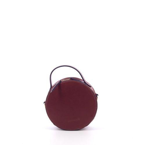 Neuville tassen handtas oranje 206107