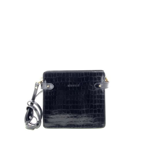 Neuville tassen handtas zwart 199084