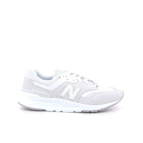 New balance damesschoenen sneaker wit 195789