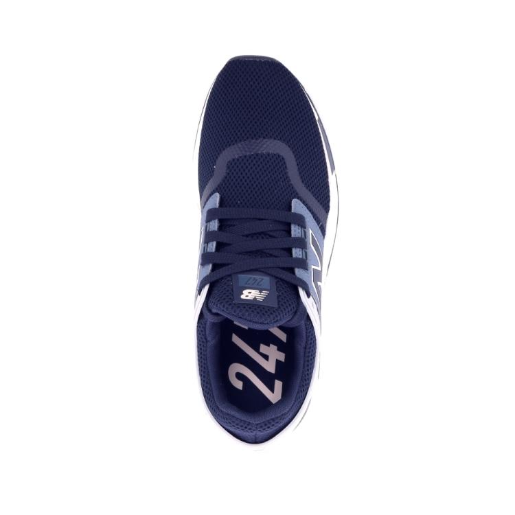 New balance damesschoenen sneaker donkerblauw 192318