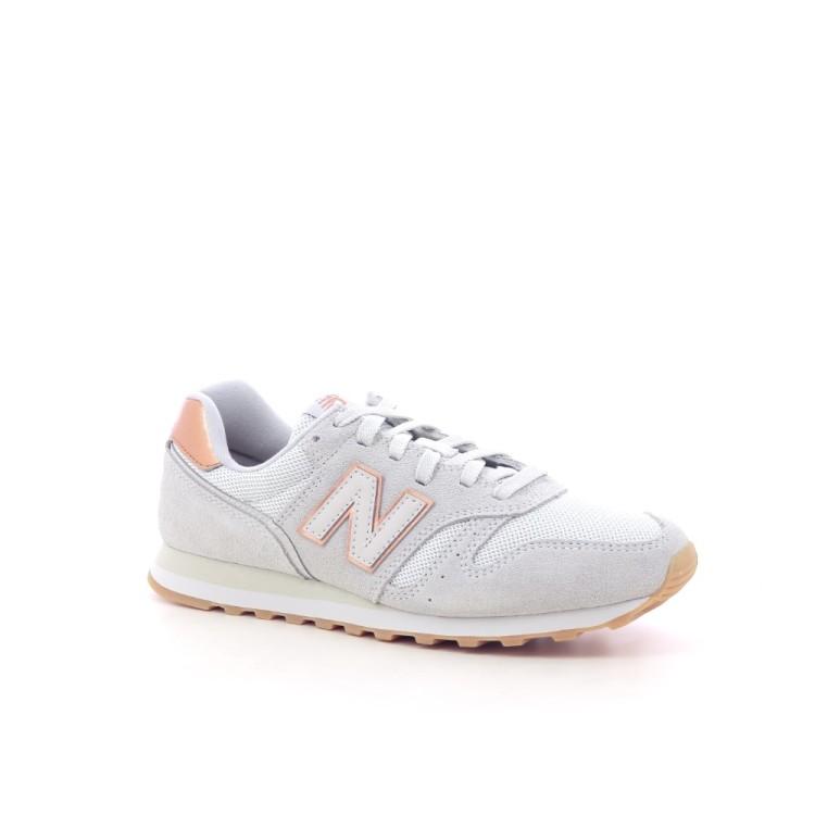 New balance damesschoenen sneaker licht beige 202768