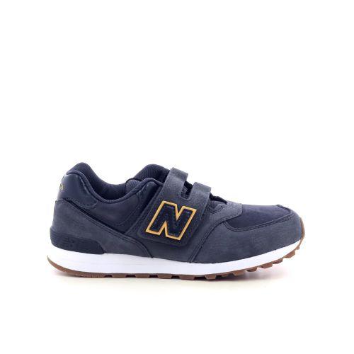 New balance  sneaker donkerblauw 208200