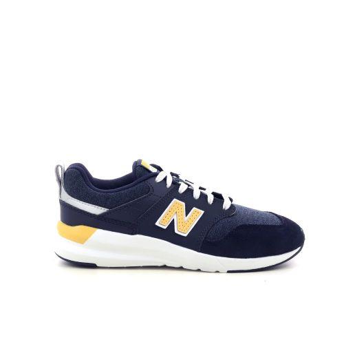 New balance  sneaker donkerblauw 208208