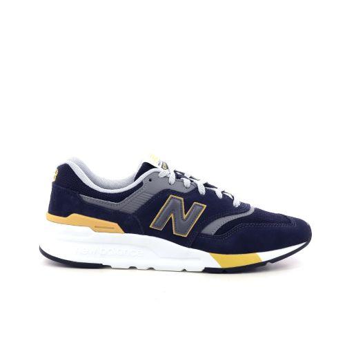 New balance  sneaker donkerblauw 211898
