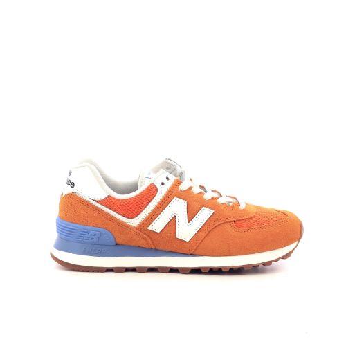New balance  sneaker felblauw 211895