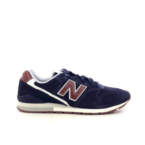 New balance herenschoenen sneaker blauw 208219