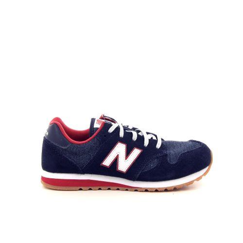 New balance kinderschoenen sneaker donkerblauw 192337