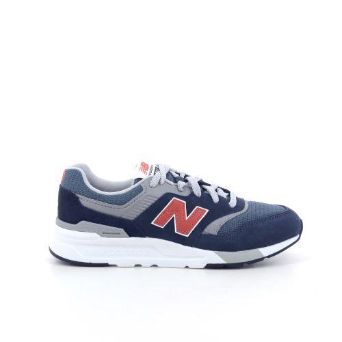 New balance kinderschoenen sneaker donkerblauw 202693
