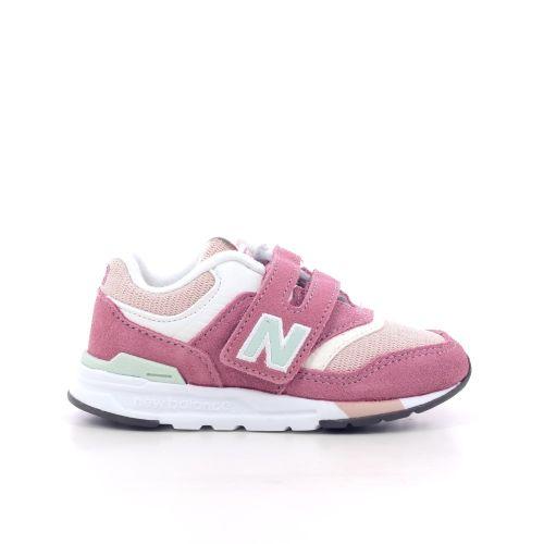 New balance kinderschoenen sneaker donkerblauw 202695