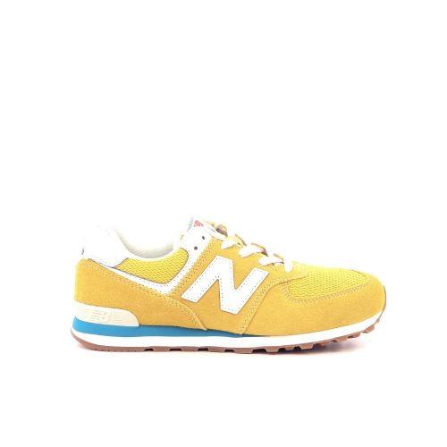New balance kinderschoenen sneaker geel 211823