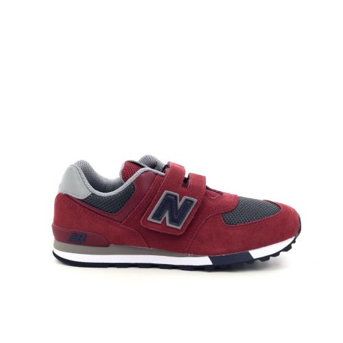 New balance kinderschoenen sneaker kaki 197995