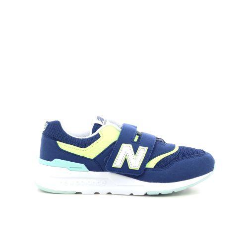 New balance kinderschoenen sneaker koningsblauw 211809