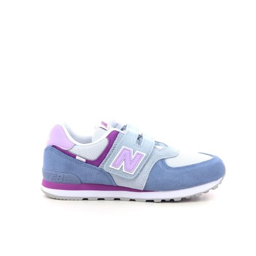 New balance kinderschoenen sneaker lila 211808