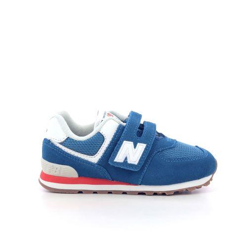 New balance kinderschoenen sneaker turquoise 211816