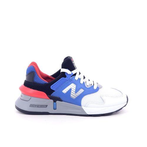New balance kinderschoenen sneaker wit 197994