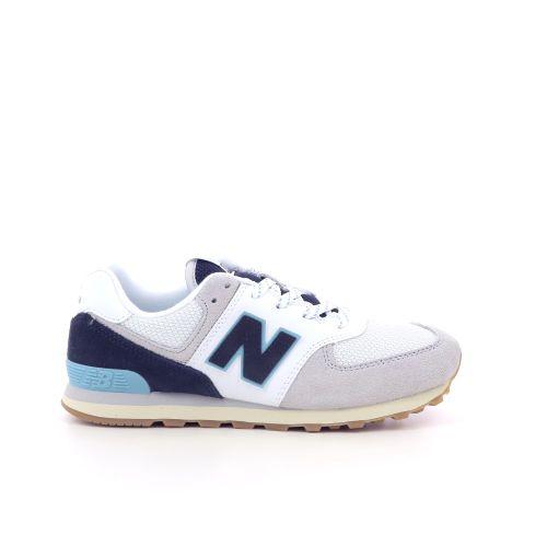 New balance kinderschoenen sneaker wit 202703