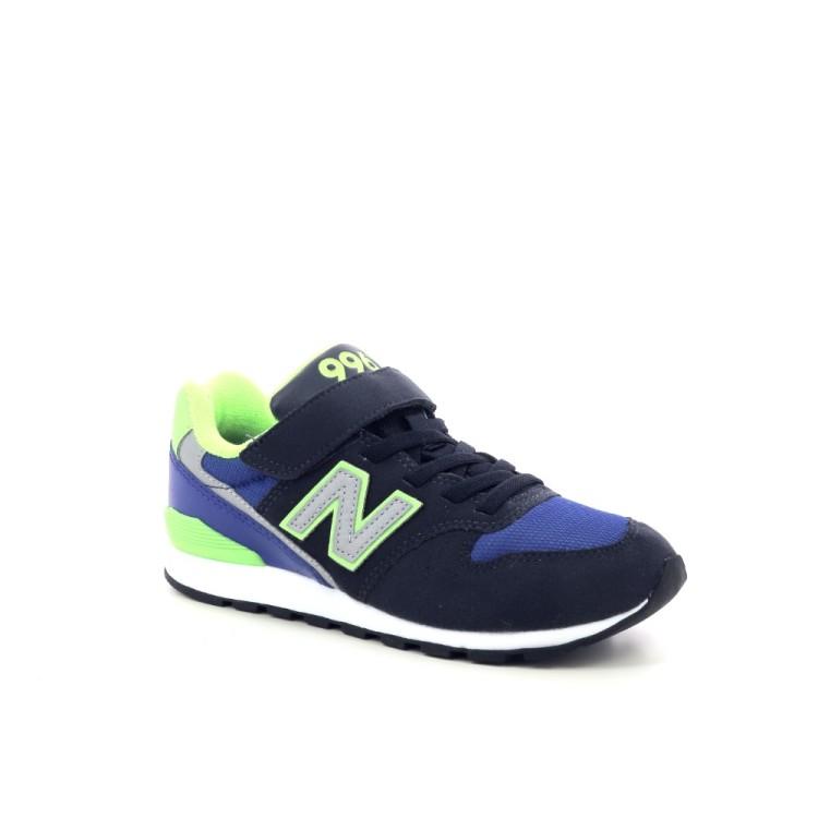 New balance kinderschoenen sneaker donkerblauw 198000