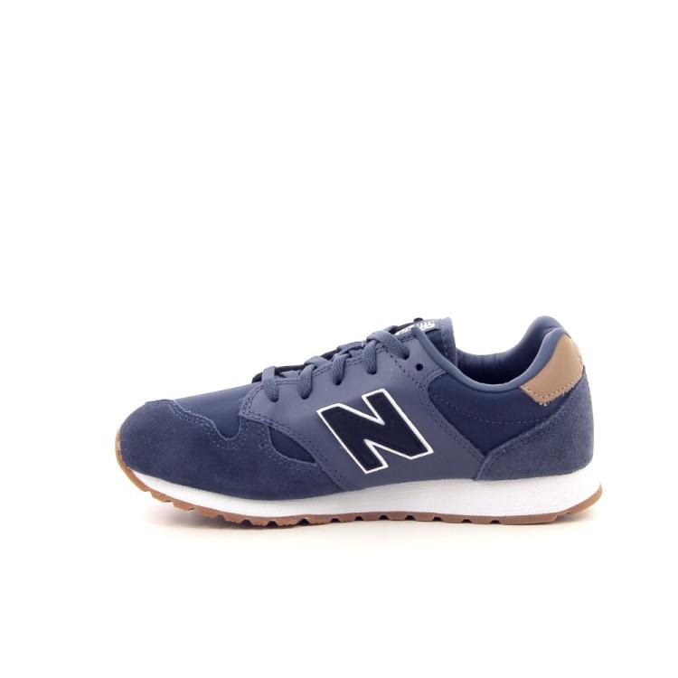 New balance kinderschoenen sneaker jeansblauw 192336