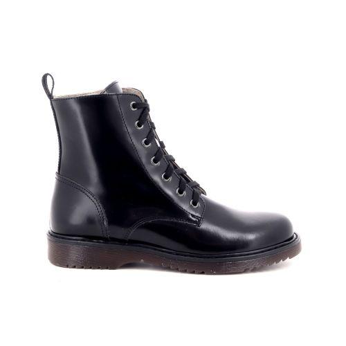 Ninette kinderschoenen boots zwart 199641