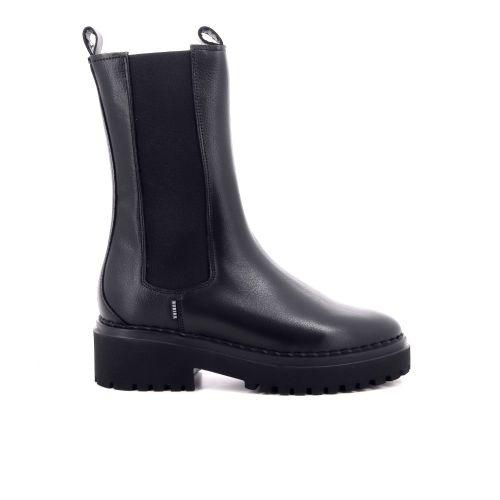 Nubikk damesschoenen boots zwart 217657