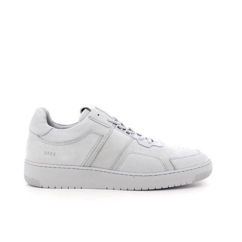 Nubikk herenschoenen sneaker lichtgrijs 204649
