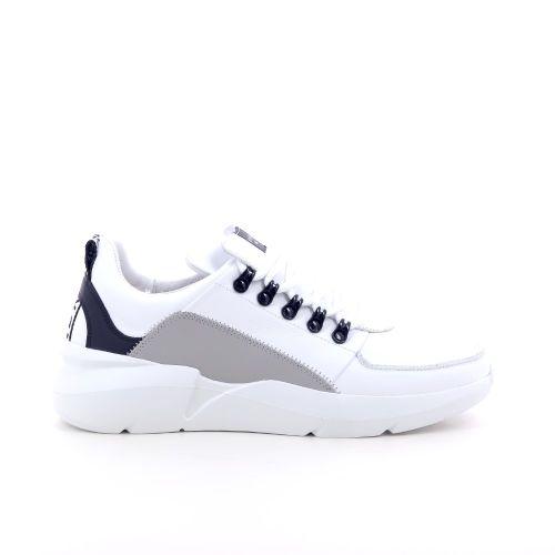 Nubikk herenschoenen sneaker wit 204651