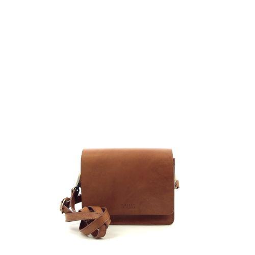 O my bag  handtas cognac 207210