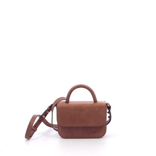 O my bag  handtas cognac 209480