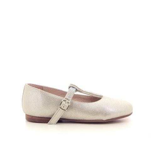 Oca-loca kinderschoenen ballerina platino 181613