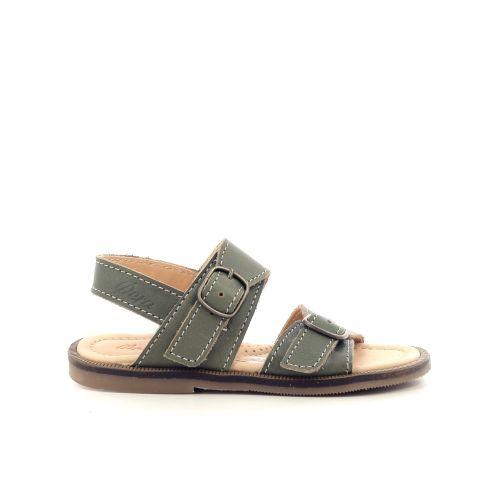 Ocra  sandaal kaki 212566