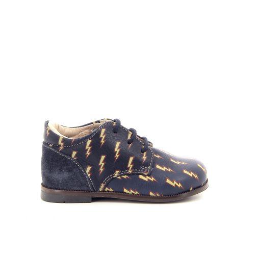 Ocra kinderschoenen boots donkerblauw 176614