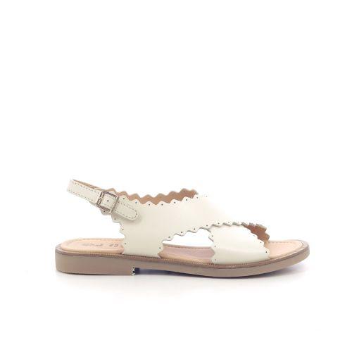 Ocra kinderschoenen sandaal ecru 212573