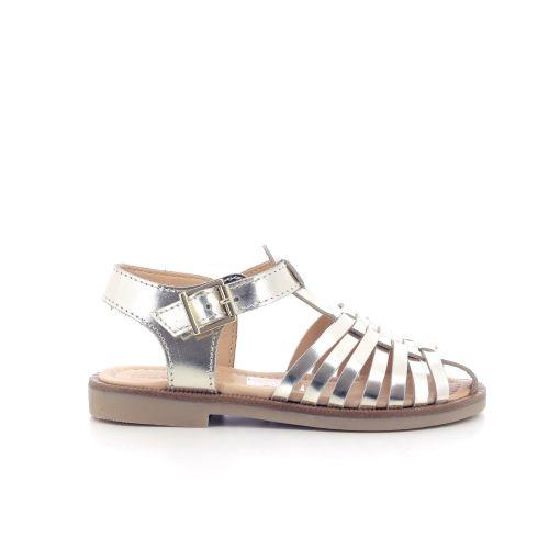 Ocra kinderschoenen sandaal goud 212584