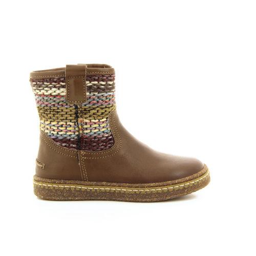 Ocra kinderschoenen boots naturel 17769