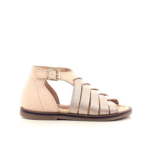 Ocra kinderschoenen sandaal poederrose 212581