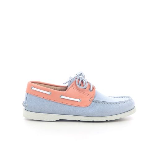 Ocra kinderschoenen veterschoen rose 212558