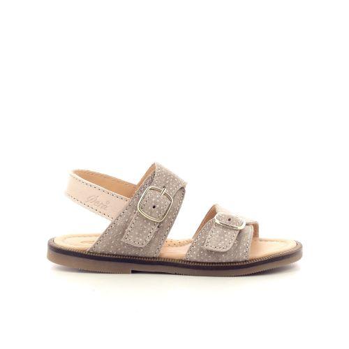Ocra kinderschoenen sandaal rose 212570