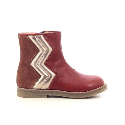 Ocra kinderschoenen boots steenrood 216758