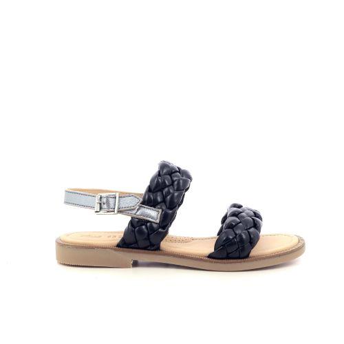 Ocra kinderschoenen sandaal zwart 212580
