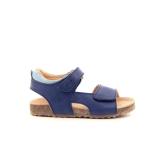 Ocra kinderschoenen sandaal blauw 192840