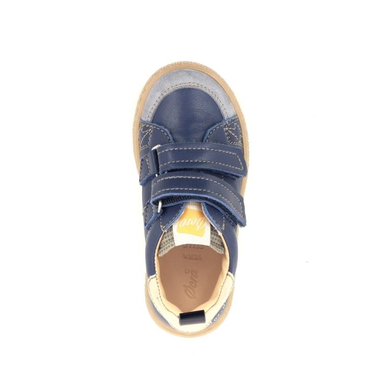 Ocra kinderschoenen mocassin blauw 199521