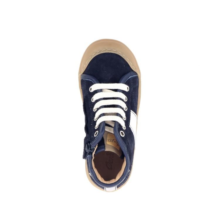 Ocra kinderschoenen boots donkerblauw 199528
