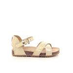 Ocra kinderschoenen sandaal goud 192849
