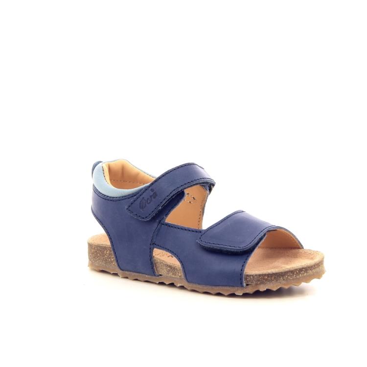 Ocra kinderschoenen sandaal inktblauw 192840