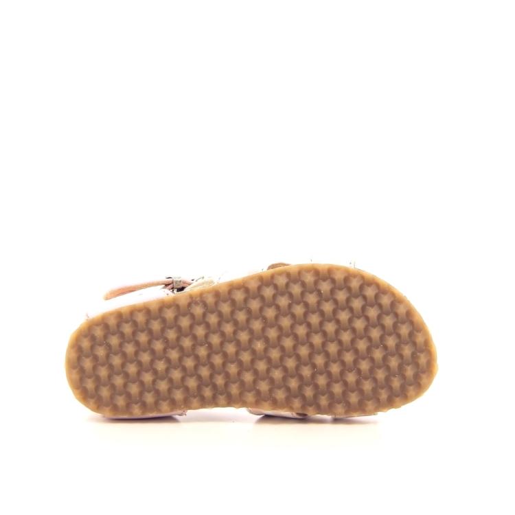 Ocra kinderschoenen sandaal rose 192849