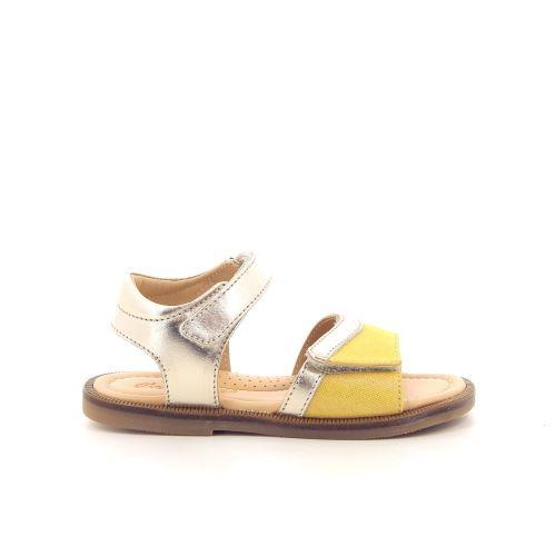 Ocra koppelverkoop sandaal geel 201736