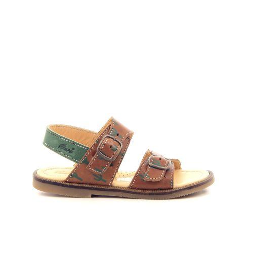 Ocra koppelverkoop sandaal groen 192843