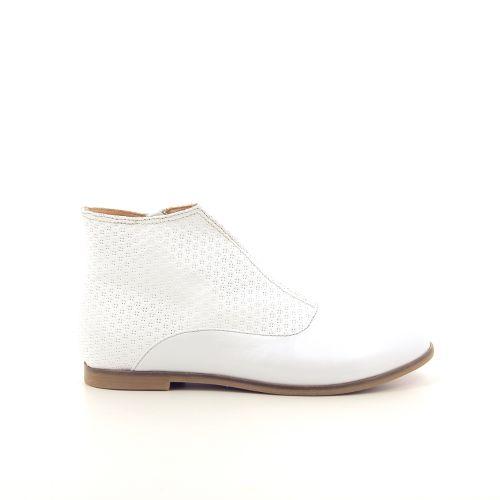 Ocra koppelverkoop boots wit 192857