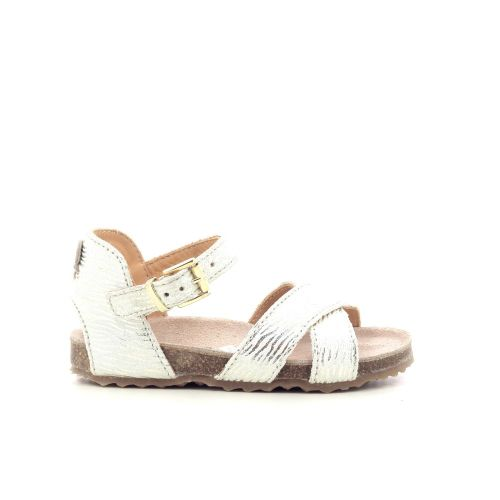 Ocra  sandaal platino 203886