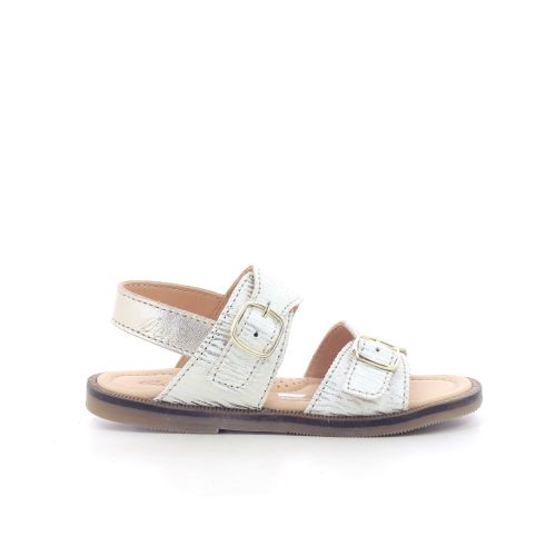 Ocra  sandaal platino 203887